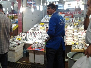 Ulus fish market