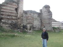 The Theodesian walls