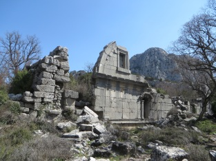 Ruins of Termossos