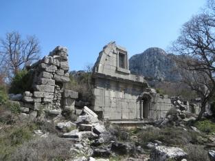 Ruins of Termossos