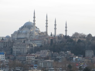 Mosque on a hill