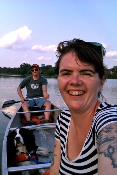 BWCA paddling
