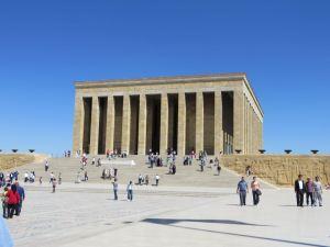 Ataturk's resting place